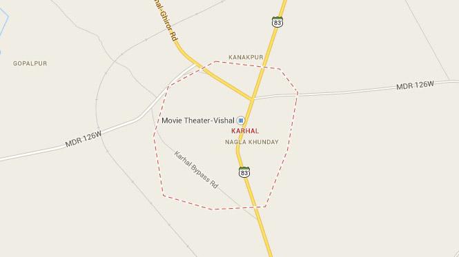 karhal-google-maps